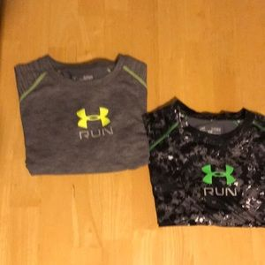 Men's XL under Armour Heatgear shirts